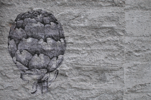cement artichoke