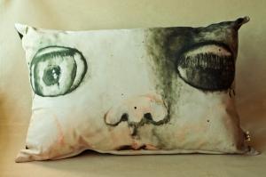 60cm x 40cm cushion