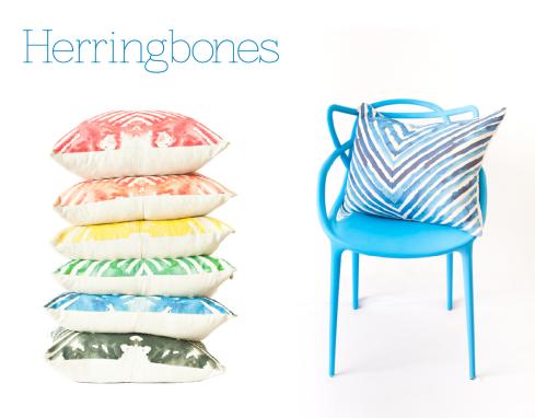 herringbones